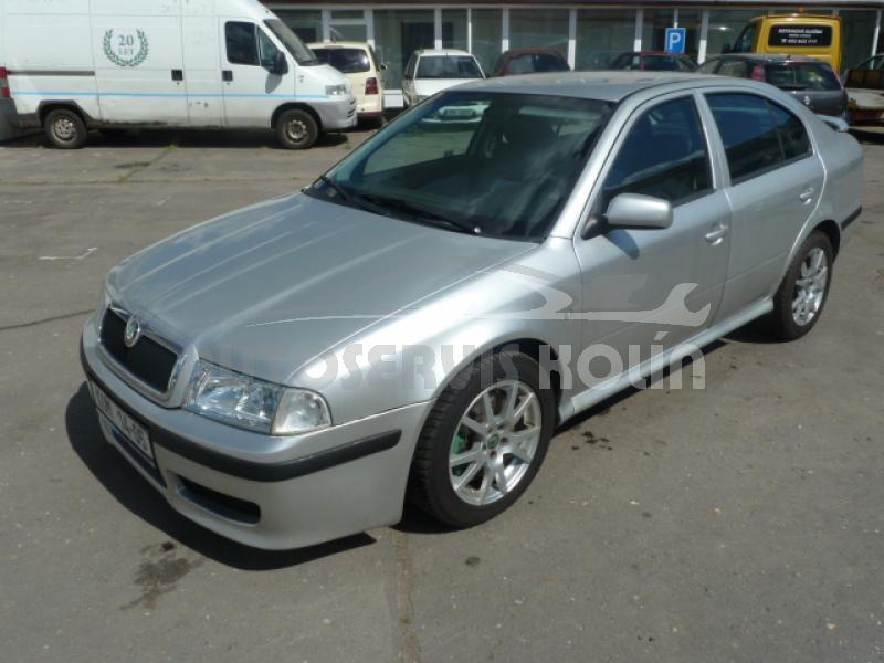 Škoda Octavia 1,8T RS