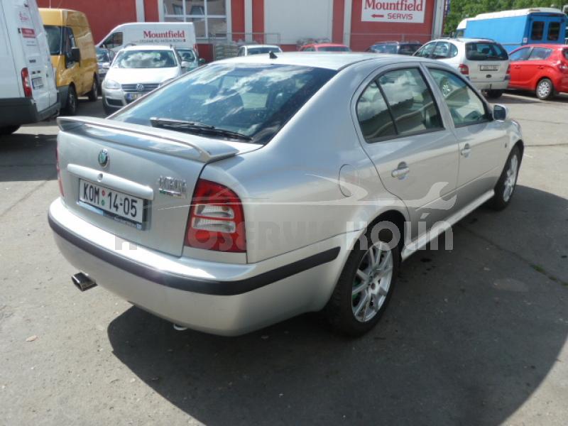 Škoda Octavia 1,8T RS - náhled 3